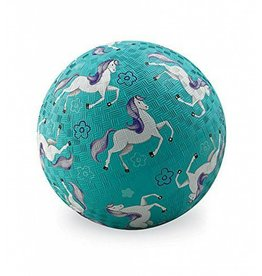 "Crocodile Creek Horses 5"" Ball"