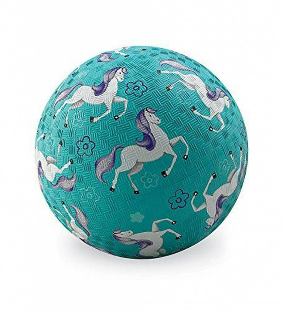 "Crocodile Creek Horses 5"" Ball"