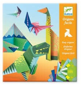Djeco (Hotaling Imports) Dinosaurs Origami