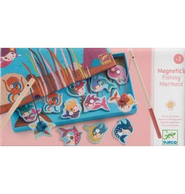 Djeco (Hotaling Imports) Mermaid Magnetic FIshing