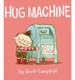 Simon & Schuster Hug Machine