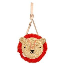 Meri Meri Woven Lion Bag