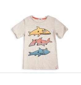 Appaman Three Fish Baby Tee