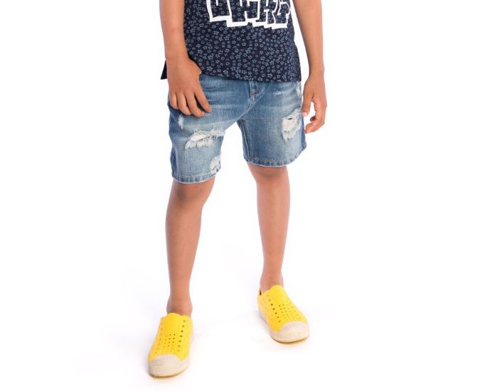 Appaman Denim Shorts - Light Wash