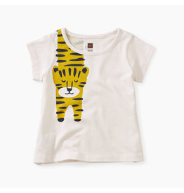 Tea Collection Tiger Turn Baby Tee