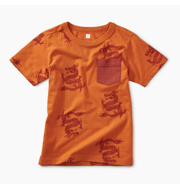 Tea Collection Mystical Dragons Tee