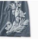 Tea Collection Floral Trapeze Dress