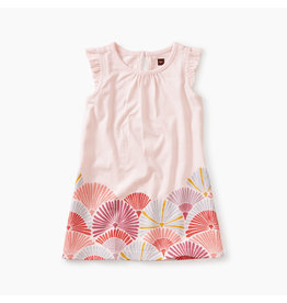 Tea Collection Border Baby Dress