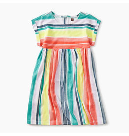 Tea Collection Watercolor Empire Dress