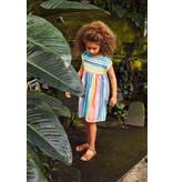 Tea Collection Watercolor Empire Dress