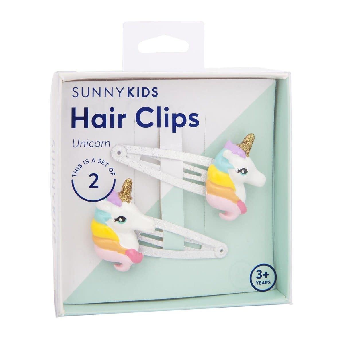 Sunnylife Hair Clips - Unicorn