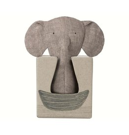 Maileg Elephant Rattle - Noah's Friends