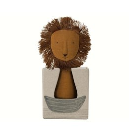 Maileg Lion Rattle - Noah's Friends