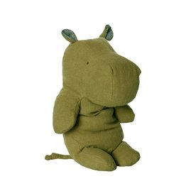 Maileg Large Hippo Green