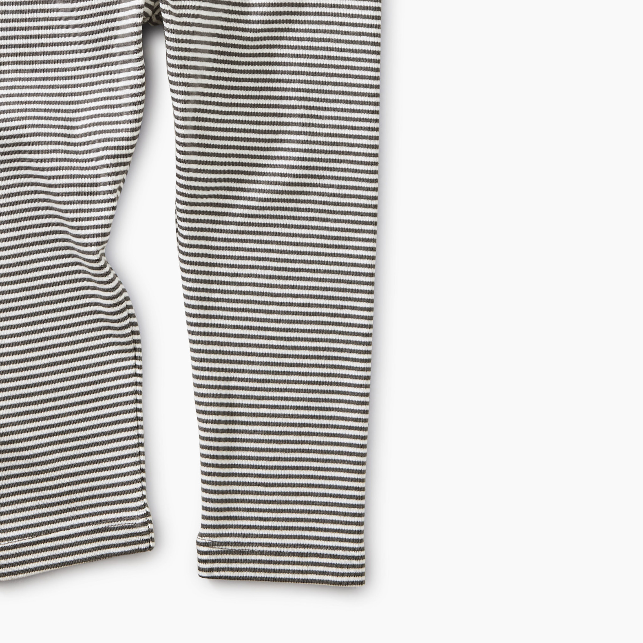 Tea Collection Thunder Striped Capri Leggings