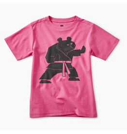 Tea Collection Martial Arts Bear Tee