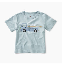 Tea Collection Noodle Truck Baby Tee
