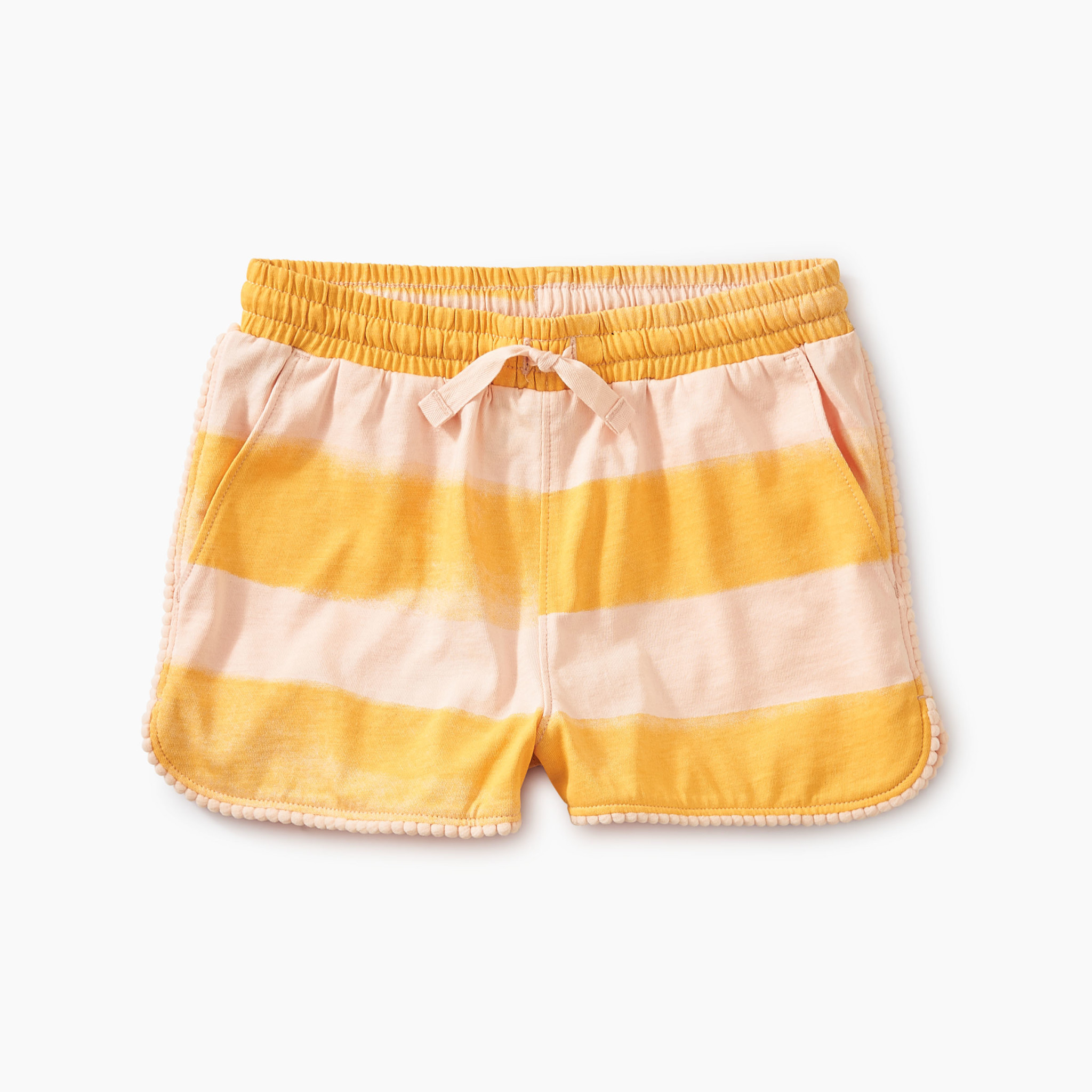 Tea Collection Pom Pom Dolphin Shorts