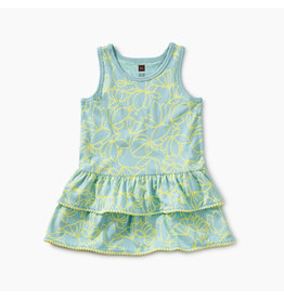 Tea Collection Robins Egg Baby Dress