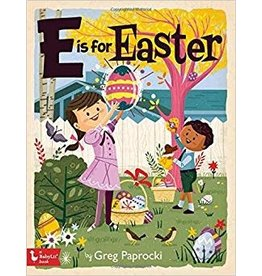 Gibbs Smith Books E Is for Easter Book