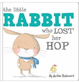 Simon & Schuster Little Rabbit Who Lost Her Hop