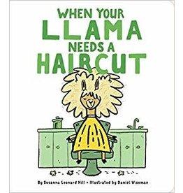 Simon & Schuster When Your Llama Needs a Haircut