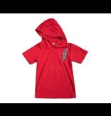 Appaman Hooded Tee - Mars Red