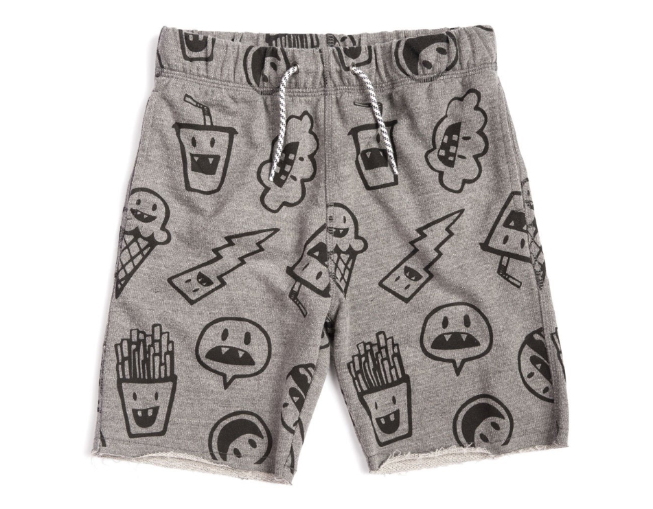 Appaman Camp Shorts - Heather Grey