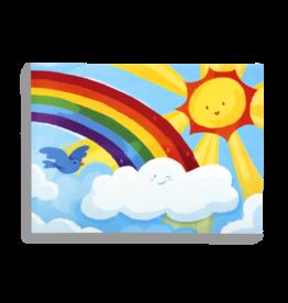 Ooly Doodle Pad - Sunshine & Raindrops