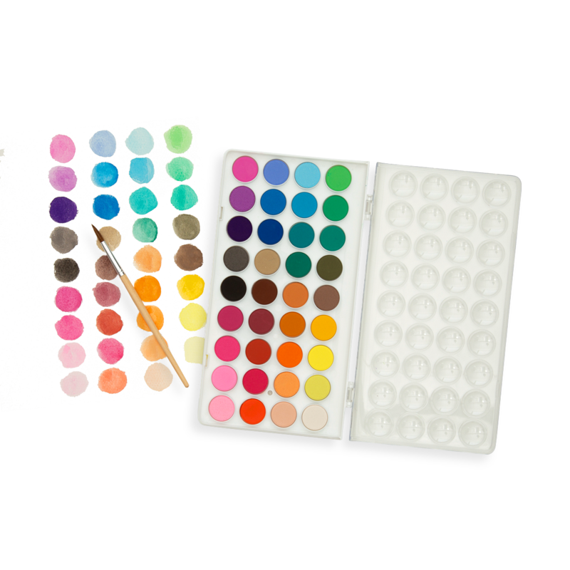 Ooly Lil' Paint Pods Watercolor