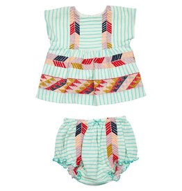 Pink Chicken Bette 2-Piece Set