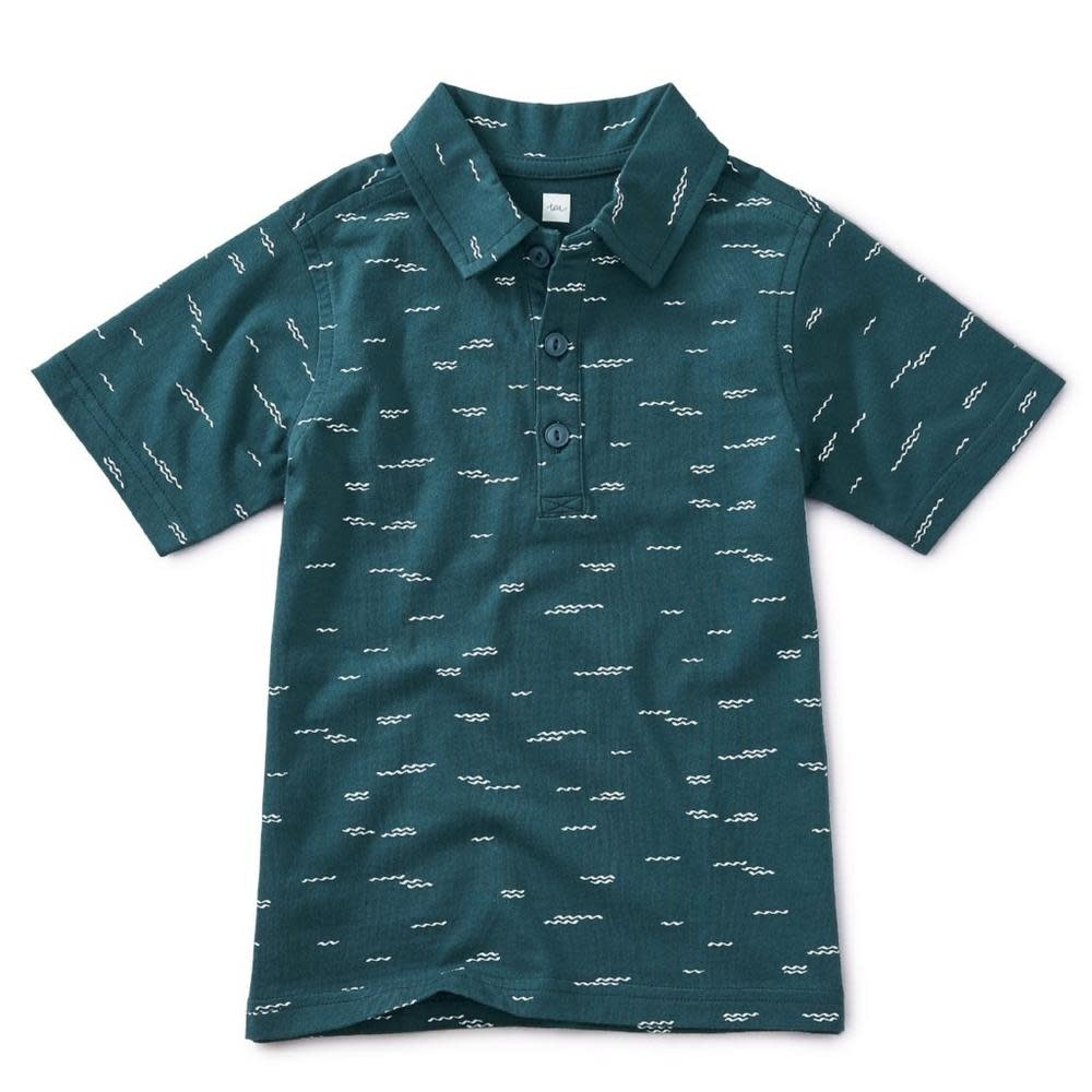 Tea Collection Tranquil Waves Polo