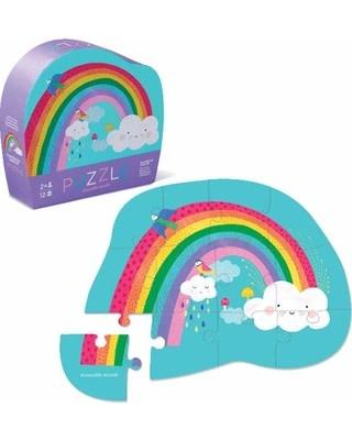Crocodile Creek Rainbow Puzzle