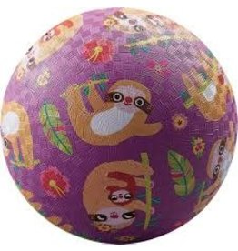 "Crocodile Creek 7"" Playground Ball - Sloths"