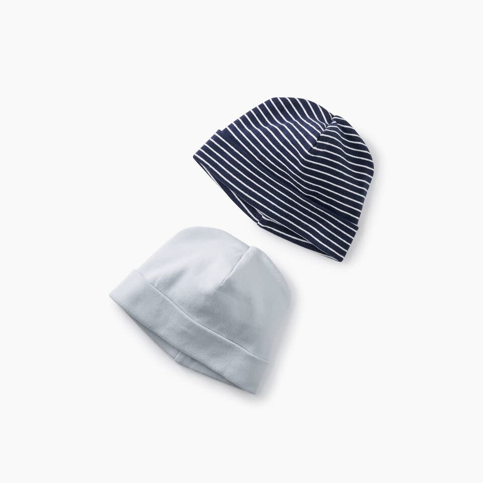Tea Collection Sterling Two-Pack Hat