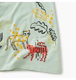 Tea Collection Jungle Cats Dress
