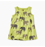 Tea Collection Tons of Trunks Trapeze Baby Dress