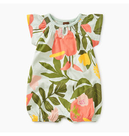 Tea Collection Printed Smocked Romper