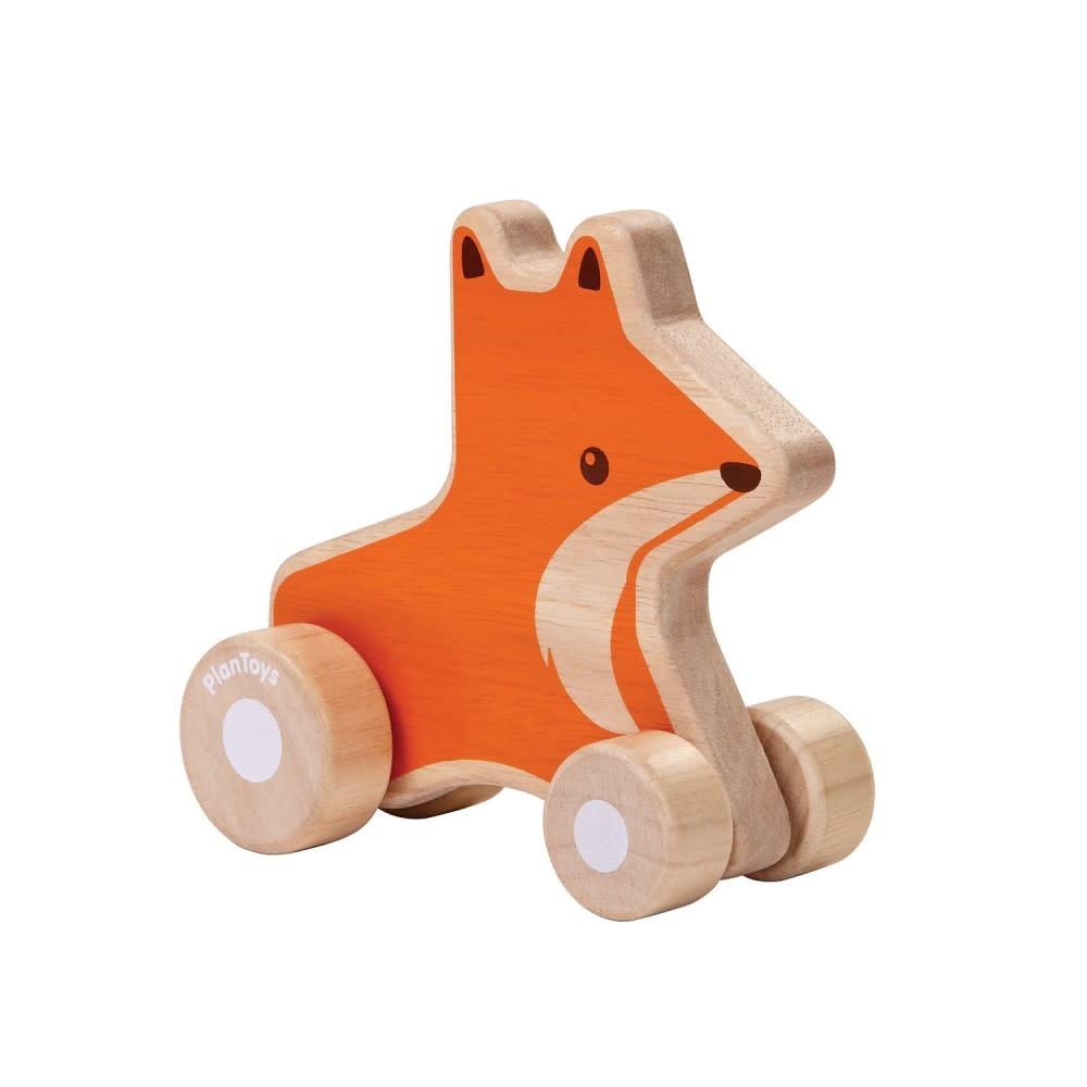 Plan Toys Fox Wheelie