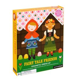 Petit Collage Magnetic Dress Up- Fairy Tale