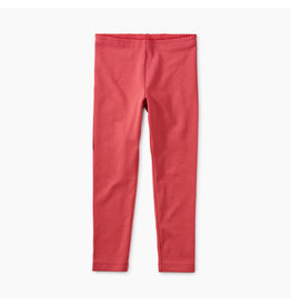 Tea Collection Wild Cherry Solid Leggings