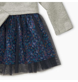 Tea Collection Majorelle Tulle Skirted Baby Dress