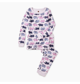 Tea Collection Elephant Elegance Pajamas