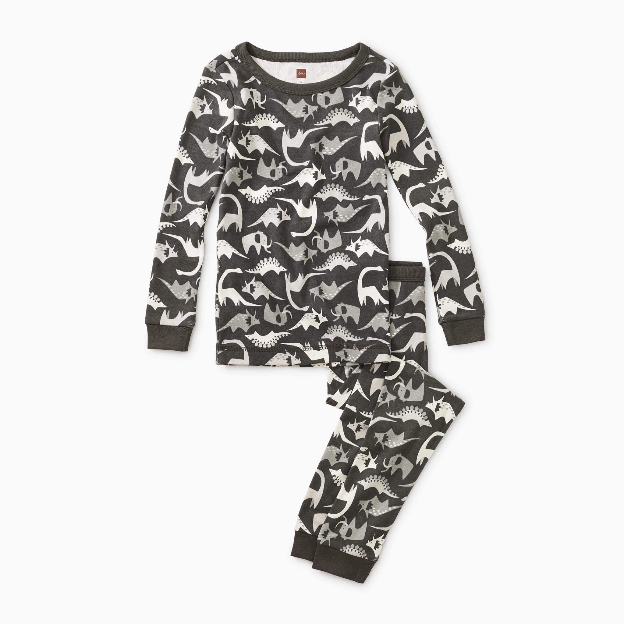 Tea Collection Dreamy Dinos Pajamas
