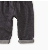 Tea Collection Dropped Gusset Indigo Pant