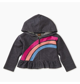 Tea Collection Rainbow Baby Hoodie