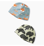 Tea Collection Cuddly Cubs Hat Two-Pack