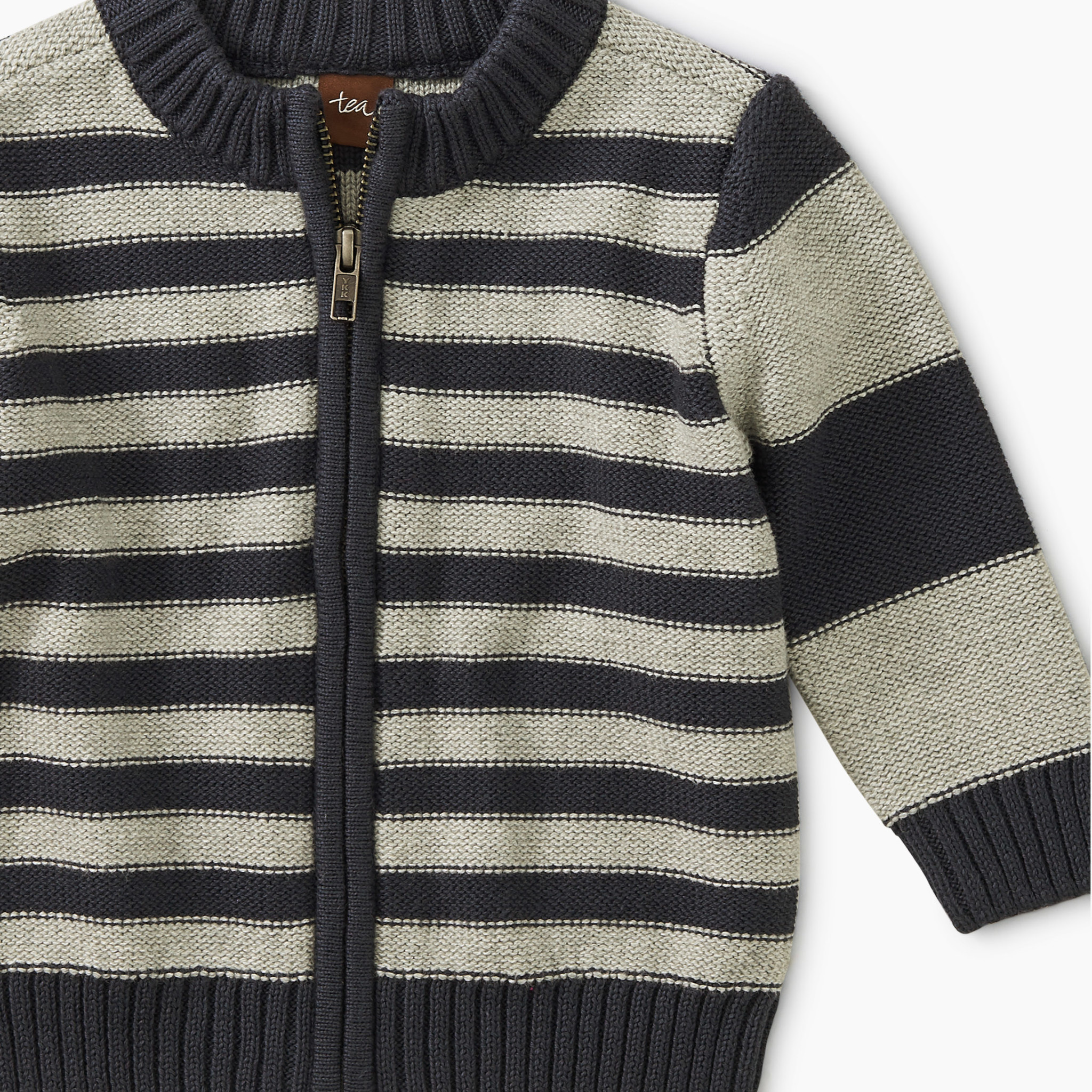Tea Collection Trekking Stripe Baby Cardigan