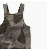 Tea Collection Printed French Terry-Overalls