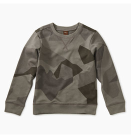 Tea Collection Printed Popover-Mountain Camo
